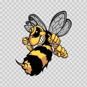 Bee, Hornet, Wasp, Vespa 10010
