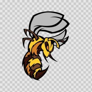 Bee, Hornet, Wasp, Vespa 10011