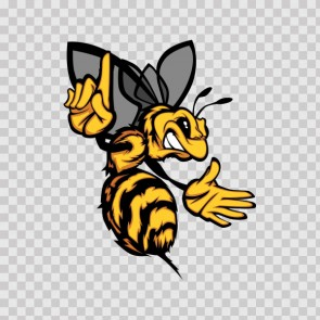 Bee, Hornet, Wasp, Vespa 10013