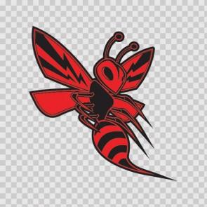 Red Hornet, Wasp, Vespa 10015