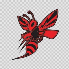 Red Hornet, Wasp, Vespa 10016