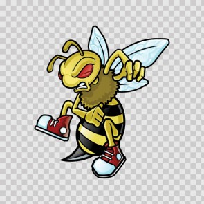 Bee, Hornet, Wasp, Vespa 10017