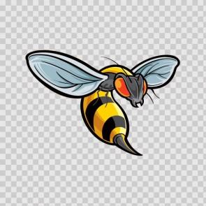 Bee, Hornet, Wasp, Vespa 10018