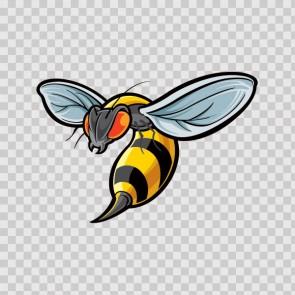 Bee Hornet Wasp Vespa 10019