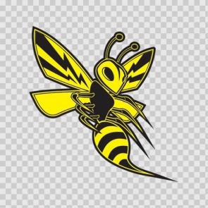 Bee, Hornet, Wasp, Vespa Fighter 10022