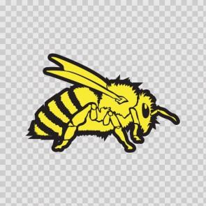 Bee, Hornet, Wasp, Vespa 10024