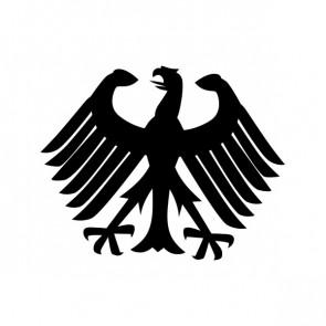 Eagle Heraldic Coat Of Arms 10062