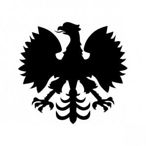 Eagle Heraldic Coat Of Arms 10063