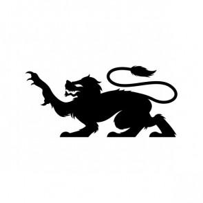 Lion Heraldic Coat Of Arms 10075