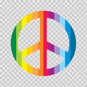 Peace Symbol 10506