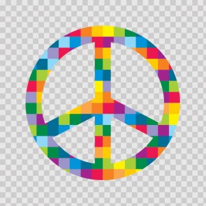 Peace Symbol 10508