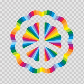 Peace Symbol 10509