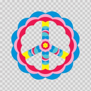 Peace Symbol 10511