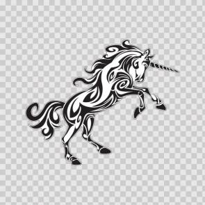 Tribal Unicorn 10680