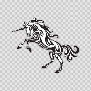 Tribal Unicorn 10681