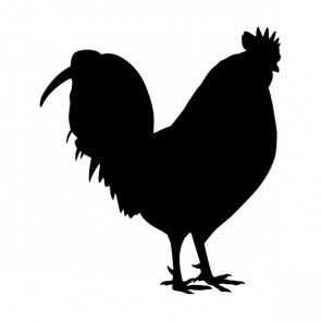 Rooster Figure 10751