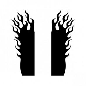 Pair Of Flames 10791