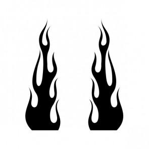 Pair Of Flames 10793
