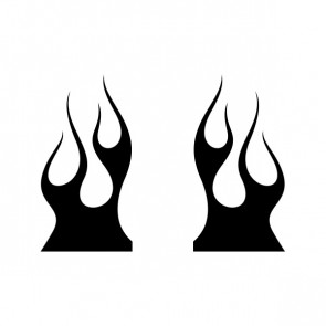 Pair Of Flames 10794