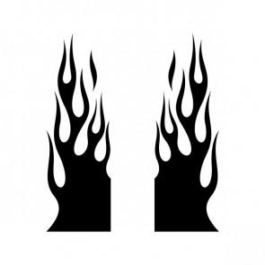 Pair Of Flames 10797