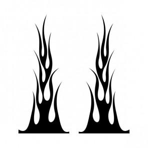 Pair Of Flames 10799