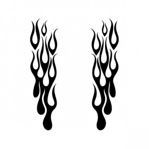 Pair Of Flames 10803