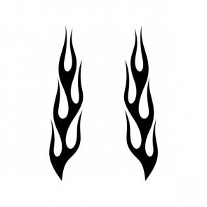 Pair Of Flames 10806