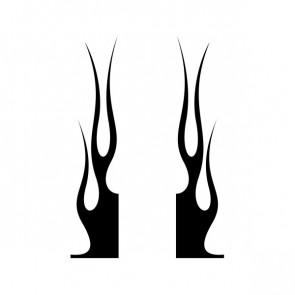 Pair Of Flames 10807