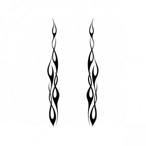 Pair Of Flames 10809