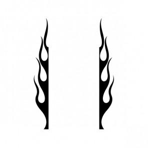 Pair Of Flames 10813