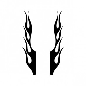 Pair Of Flames 10824