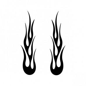 Pair Of Flames 10827
