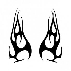 Pair Of Flames 10832