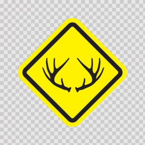 Deer Hunter Area Sign 11507