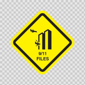 9/11 Files Sign 11528