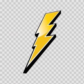 Thunder Symbol 11631