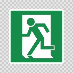 Emergency Exit Sign 11706
