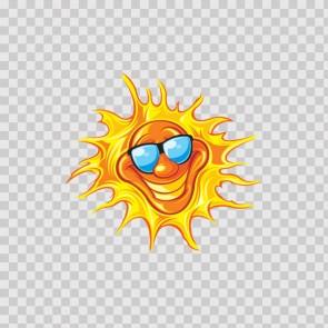 Holiday Happy Summer Sun 11789