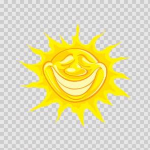 Holiday Happy Summer Sun 11790