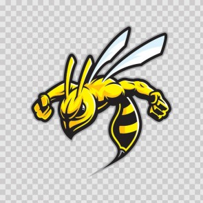 Wasp Hornet Stinger Attack 11900