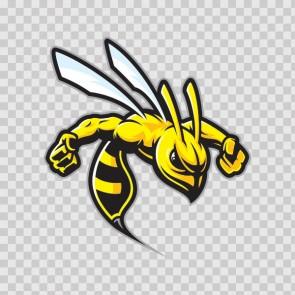 Wasp Hornet Stinger Attack 11901