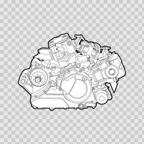 Engine Graphic Blueprint 11935