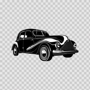 Antique Car 11990