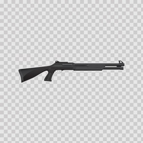 Gun Rifle Shotgun 12268