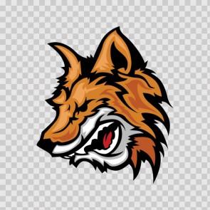Wolf Head 12283
