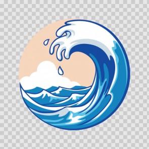 Surf Wave  12301