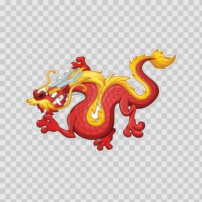 Chinese Dragon 12357