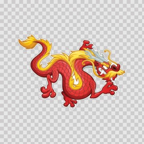 Chinese Dragon 12358