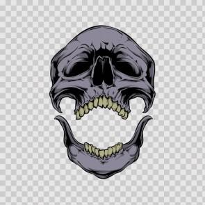 Death Skull 12455
