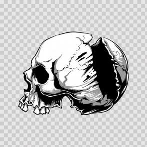 Death Skull 12489